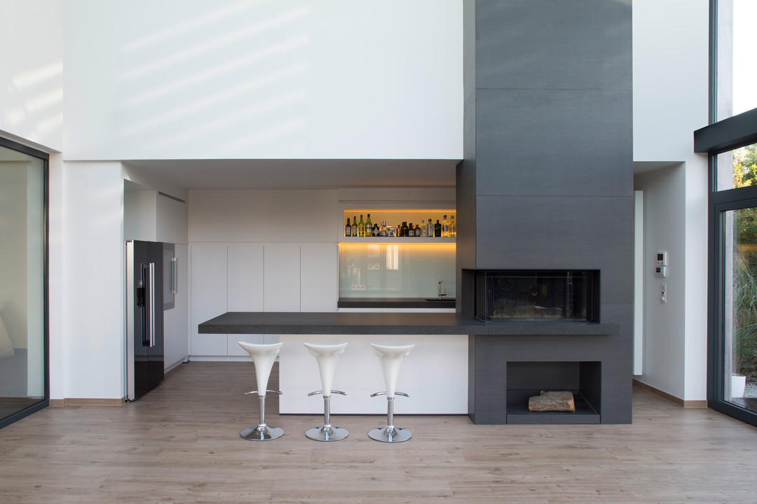 Keukens interieur woonproject aalter
