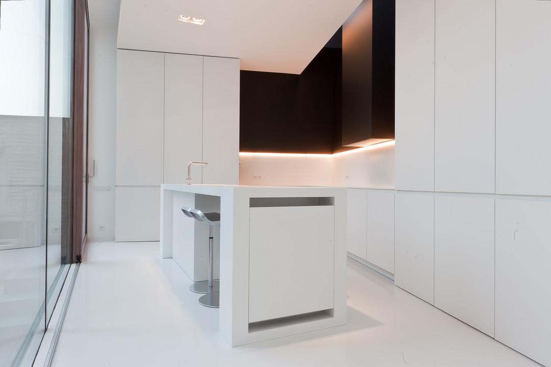 Witte Laminaat Keuken : Witte laminaat keuken u artsmedia
