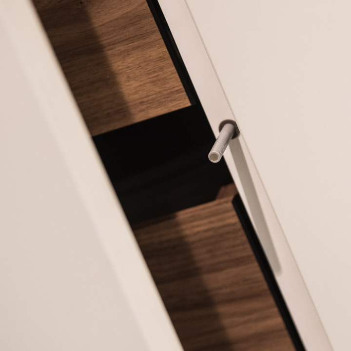 Keuken Nieuwbouwwoning : Keukens & interieur WoonProject Aalter